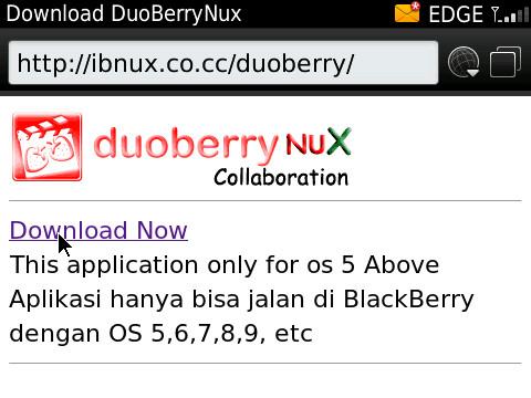 duoberry nux