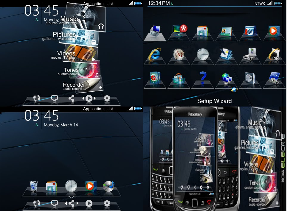descargar aplicaciones para blackberry torch 9800