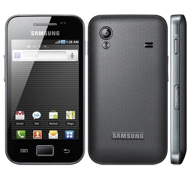 Samsung Galaxy Ace S5830 Negro